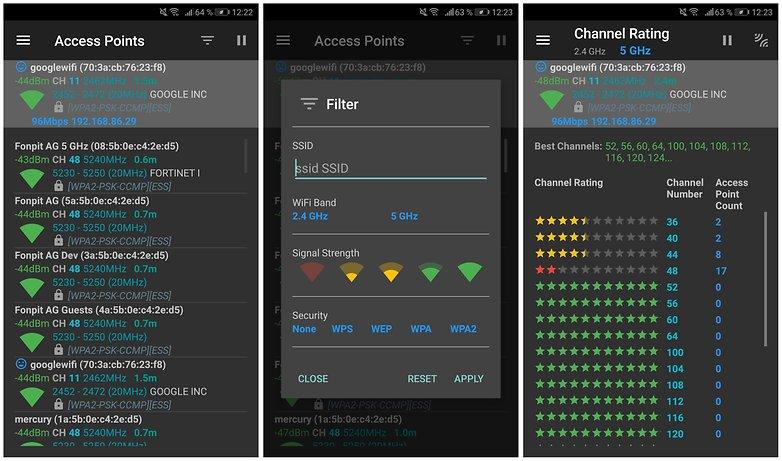 تنظیمات گوشی برای تقویت سیگنال وای فای در اندروید 7.0